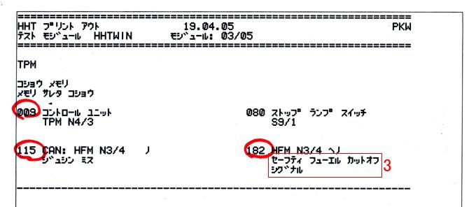 HFMのデータ #2