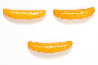 必ず持って行くモノ #1 : 柿の種