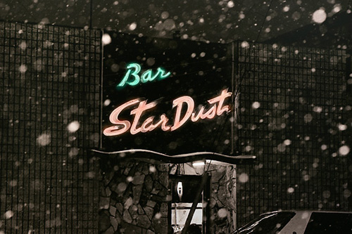 Yokohama North Pier (瑞穂埠頭) & Star Dust
