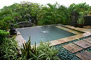 Villaのプール