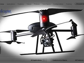 Draganflyer X6 : これは欲しい!