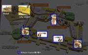 Hotel と IFCモールの位置関係