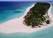 パマリカン島を凧撮しましたよ