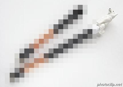 ティーザー広告:iPhone用の自作スタイラス完成