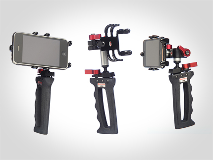Zacuto :: Zgrip iPhone Pro