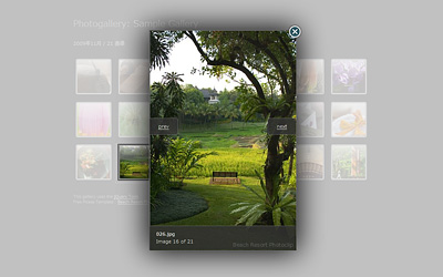 jQuery Tools Overlay :: Demo