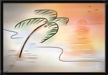SketchBook MobileX + 自作スタイラスで描いた絵