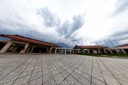 万国津梁館(沖縄)のパノラマ