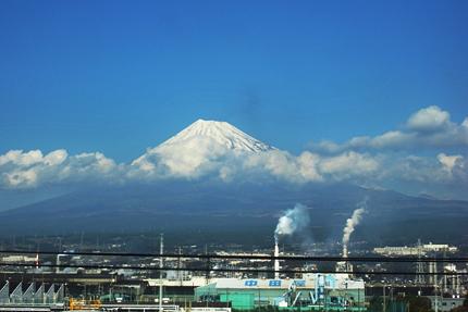 2009-12-8 今日の富士山