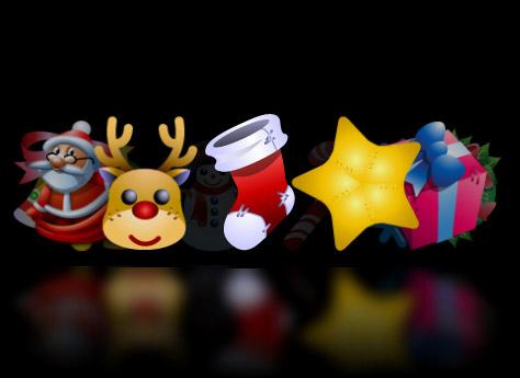 クリスマス、昨年と一緒ですが今年も回します(笑)