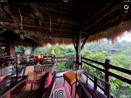 Four Seasons Tented Camp Golden Triangle :: Burma Bar