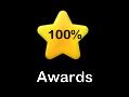 Awards 100%