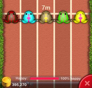 Pocket Frogs 「Race」 数値上、同レベル内最強のRacing Frogは?
