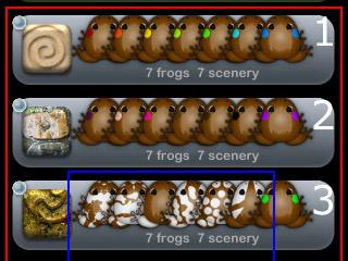 Pocket Frogs、目指せAwards 100%、タマゴ1Coin売り飛ばしシステム