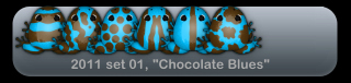 2011 set 01, Chocolate Blue