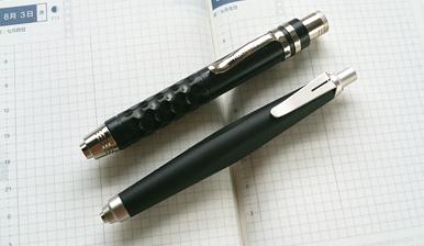 おしゃれなLAMY scribble 3.15mmをiPad用タッチペン(スタイラス)に