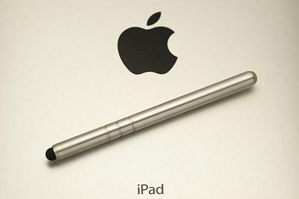 静電気除去マットをWacom Bamboo Stylusのペン先ゴムに交換