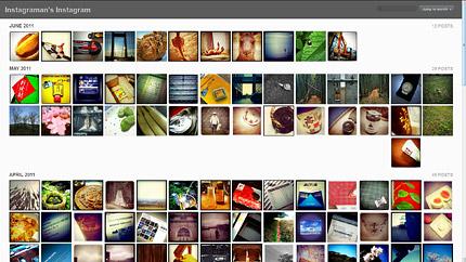 [tumblr.] アーカイブページの写真がたまってくるといいね