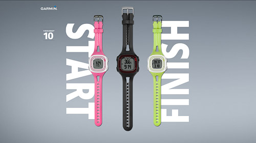 GPS Running Watch | Forerunner 10