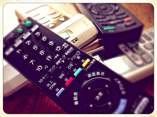 テレビ、エアコン、蛍光灯等のリモコンが故障しているかどうか調べる方法