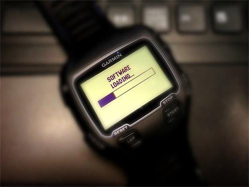 Garmin Forerunner 210,610,910XT – ソフトウェアのChange Historyページ