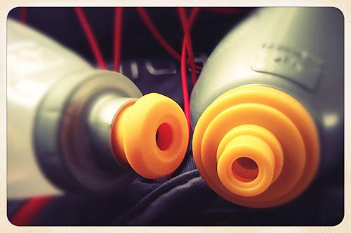 Nathanのフラスク、Push-Pull CapとRace Capは互換性がある