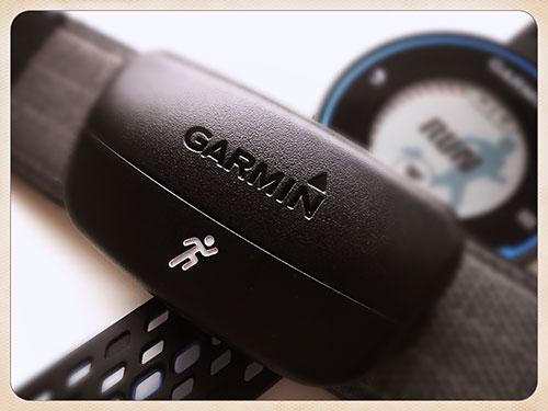 Garmin Forerunner 620 浅いレビュー(10) ニコイチになっちゃったHRM-Runセンサー