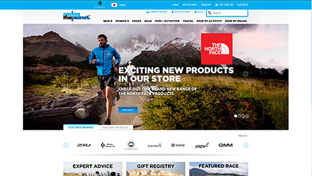 RacingThePlanet - The Outdoor Store - Equipment, Clothing & Gear for Trekking, Trailing, Racing and All Your Outdoor Activities - RacingThePlanet