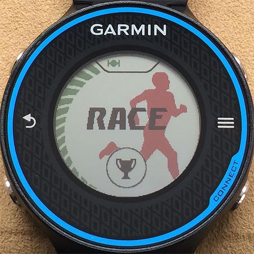 Activity Profile 「Race」