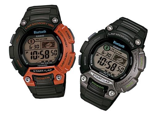 iPhoneのフィットネスアプリをランニングのお供にしているならこんな時計はどう?- CASIO STB-1000