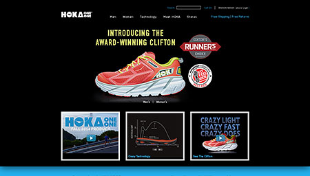 Hoka One One  Official Site(USA)