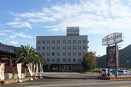 今年のホテルアバン宿毛w