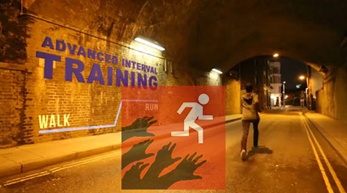 Zombies,Run!
