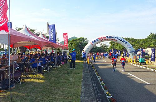 第25回宮古島ワイドーマラソン (Finish)