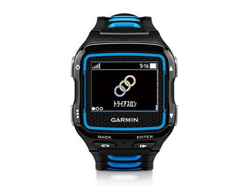 Garmin Forerunner 920XTの日本語版Garmin ForeAthlete 920XTJ、今月18日発売