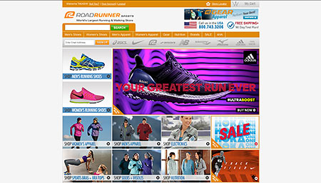 » Road Runner Sports: The Best Top-Brand Running Shoes & Running Gear