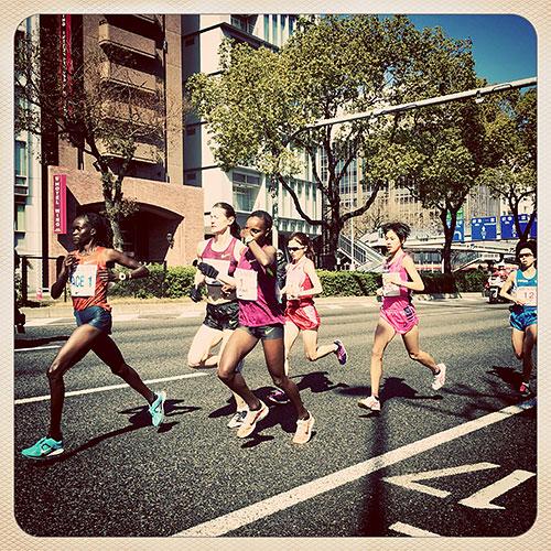 【傍観者】名古屋ウィメンズマラソン2015