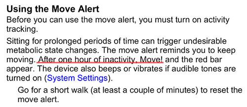Move Alert