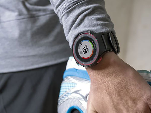 » PHOTO:Introducing the Forerunner® 225 – the first Garmin® GPS running watch with wrist-based heart rate from Mio, developers of industry-leading optical heart rate technology » Garmin Blog