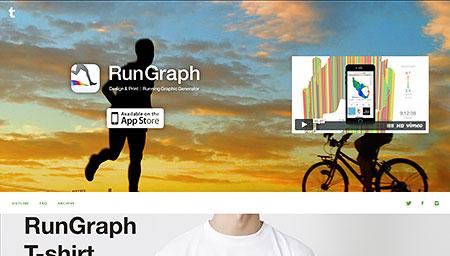 RunGraph オフィシャルサイト
