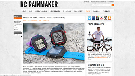 Hands-on with Garmin's new Forerunner 25 | DC Rainmaker