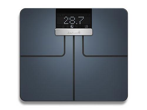 ちょっと欲しいかも、、、体重計「Garmin Index Smart Scale」