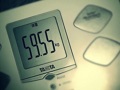 約1kg減量