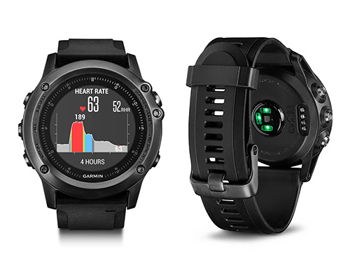 Photo: via CES 2016: Garmin fenix 3 HR und neue Farbvarianten › pocketnavigation.de | Navigation | GPS | Blitzer | POIs