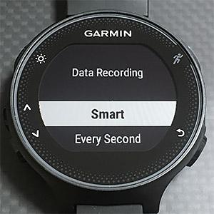 Data Recording
