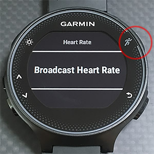 Broadcast Heart Rate