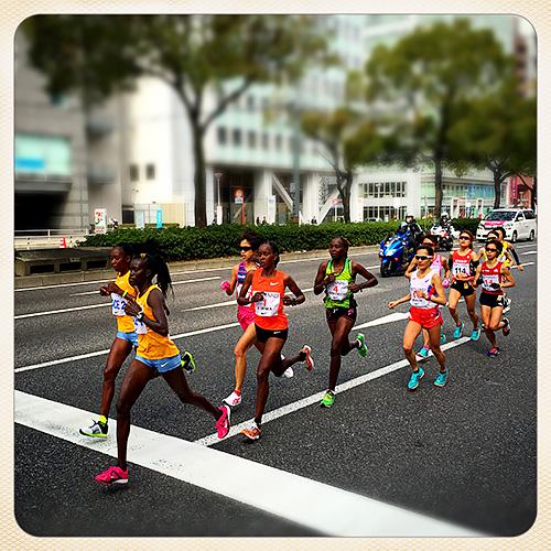 【傍観者】名古屋ウィメンズマラソン2016