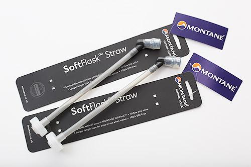 MONTANE SoftFlask Straw
