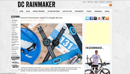Garmin Forerunner 735XT In-Depth Review | DC Rainmaker