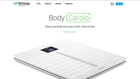 Body Cardio | Withings